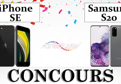 concours samsung iphone