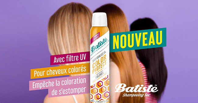 concours shampooing batiste