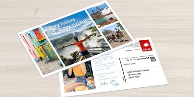 gratuit carte postale cora