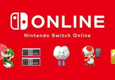 nintendo switch online gratuit