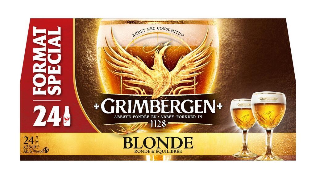 promo Biere Grimbergen 1
