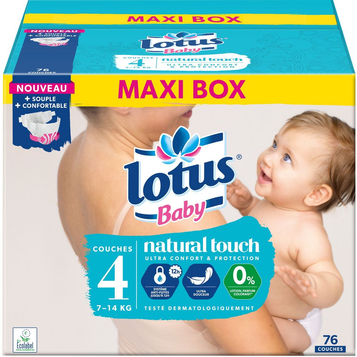 promo Changes Lotus Baby Touch 1
