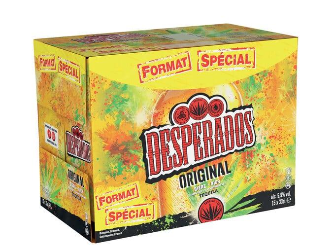 promo Desperados Original