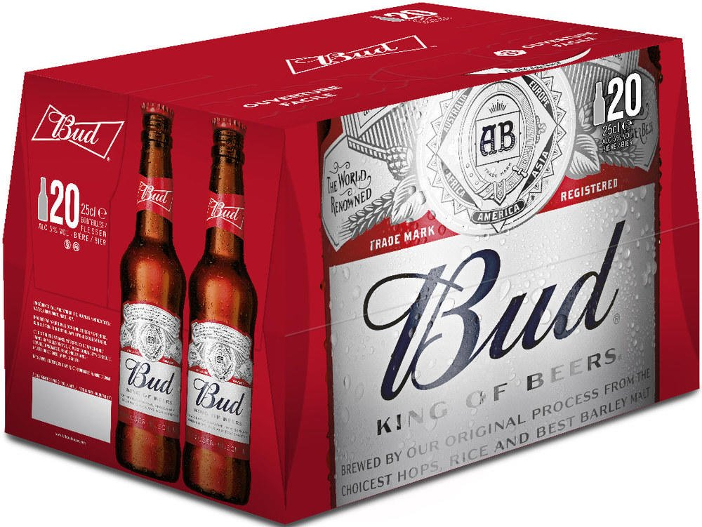 promo biere bud 1