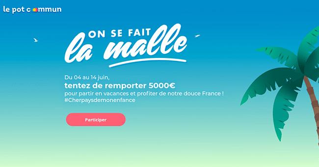 concours 5000euros