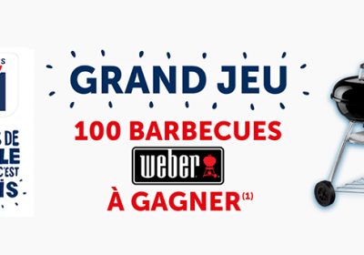 concours barbecue weber