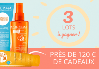 concours bioderma 2