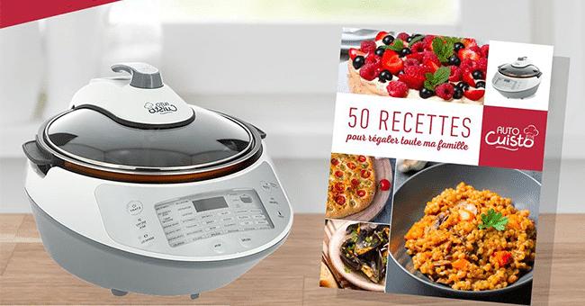 concours robot cuiseur
