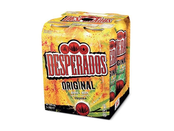 promo Desperados Original 1