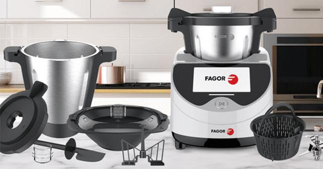robot de cuisine fagor
