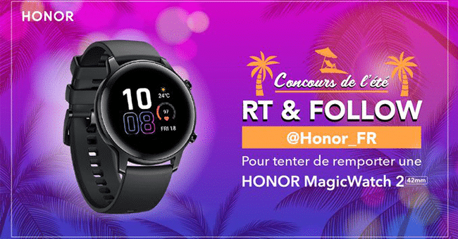 concours Honor magicwatch