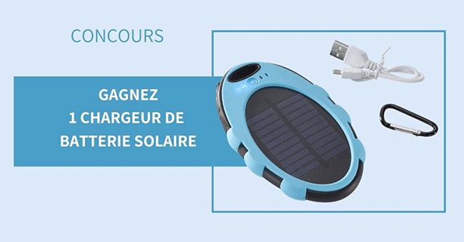 concours batterie solaire
