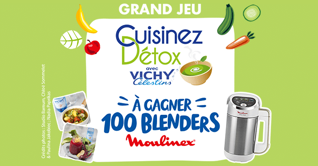 concours blenders