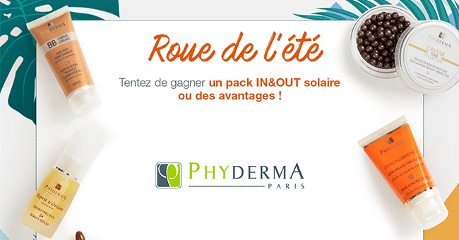 concours phyderma