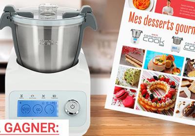 concours robot cuisine