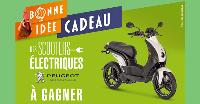 concours scooter