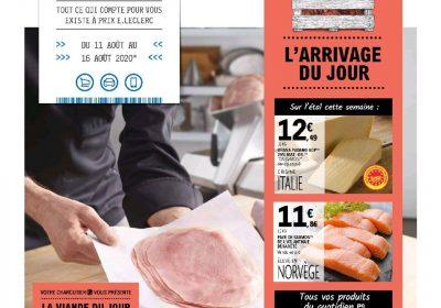 Catalogue Leclerc L arrivage du jour