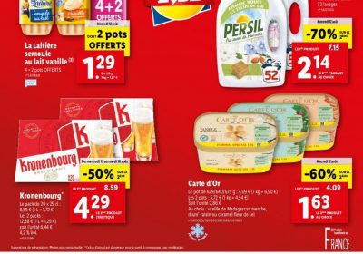 Catalogue Lidl A vos marques scaled