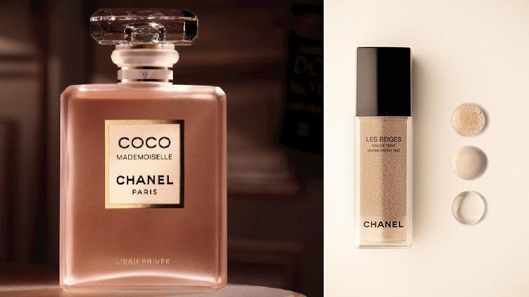 chanel echantillons gratuits parfum 1