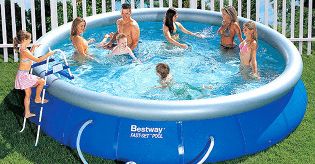 concours piscine bestway