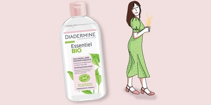 diadermine bio test 1