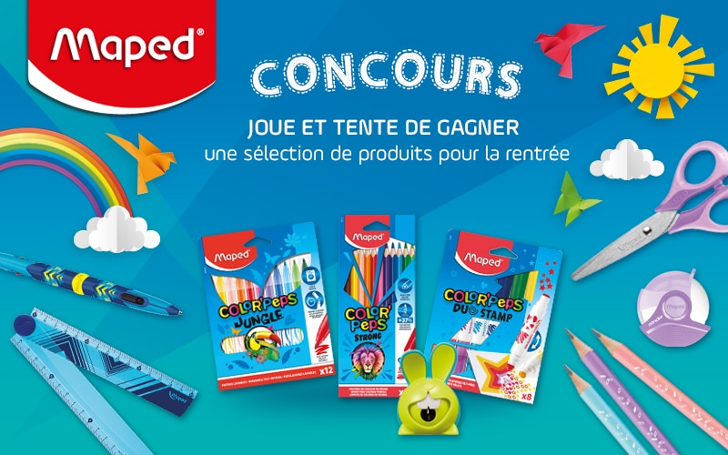 maped concours