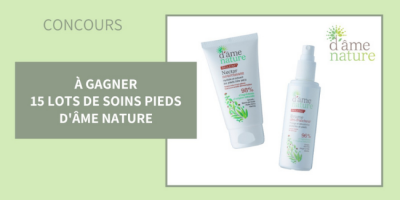 soins ame nature offerts