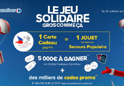 cartes carrefour