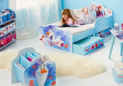 concours chambre reine des neiges