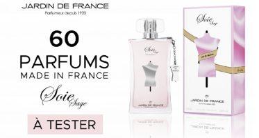 test produit parfum
