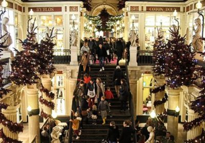 magasins ouverts noel