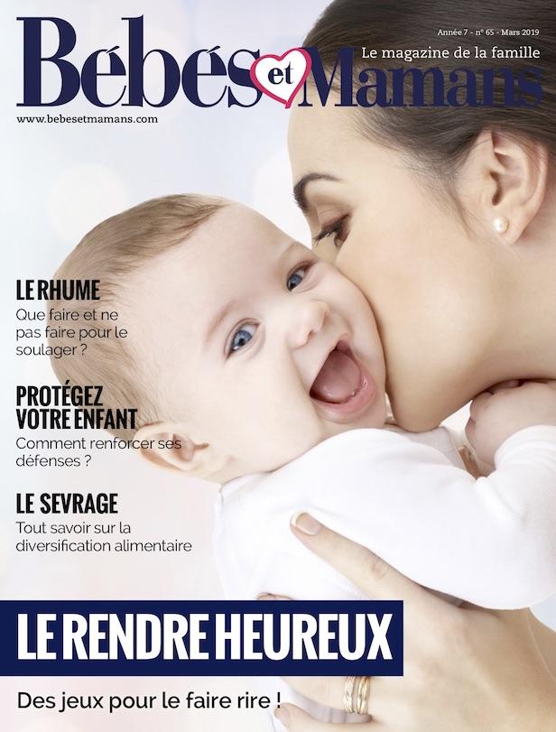 Magazine Bebe et Maman Gratuit