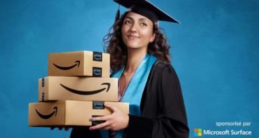 3€ sur toute souscription à Amazon Prime Student et -50% sur l'abonnement annuel