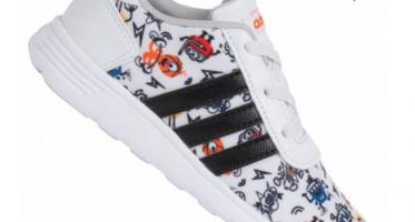 Baskets Low Lite Racer pour enfants Adidas