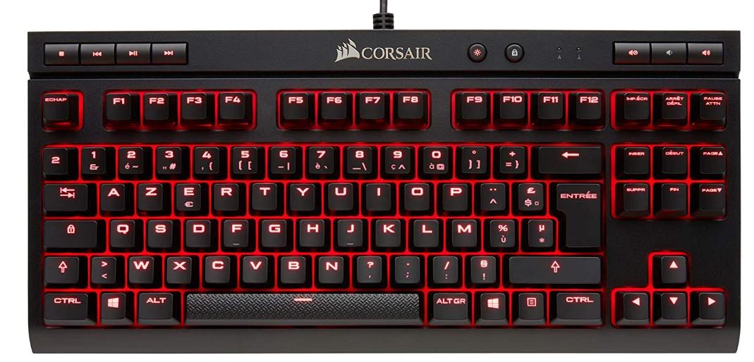 clavier gaming corsair 1