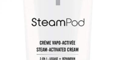 Crème de lissage vapo-activée pour cheveux L'Oréal Professionnel Steampod