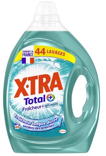 Détergent X•TRA Total