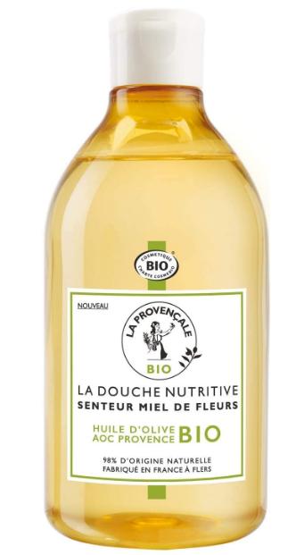 Gel Douche Certifié Bio La Provençale