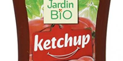 ketchup jardin bio