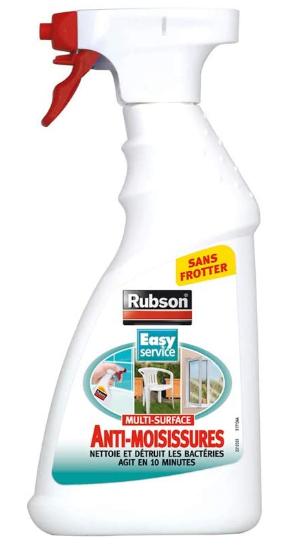 Vaporisateur Anti-Moisissures Rubson