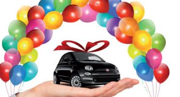 En jeu: 5 voitures Fiat 500 de16290€