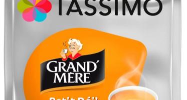 "Café Dosettes Grand Mère Petit Déjeuner ""Tassimo"""