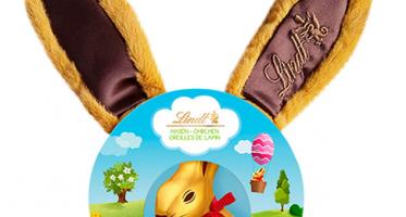 chocolat au lait oreilles lapin or lindt