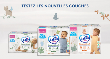 couches lotus baby tester gratuitement