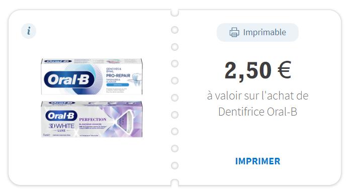 coupon oral b