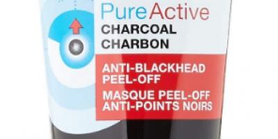 masque peel off anti points noirs garnier