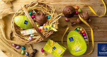 20 paniers de chocolats Leonidas offerts