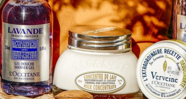 produits loccitane offerts deodorant gel douche