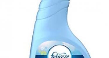 Spray désodorisant pour textile Febreze