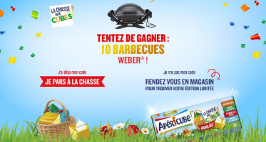 barbecues weber a remporter